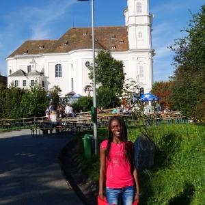 Celine & Madiyou in Österreich