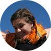 """Ruth Hosp, """"Globales kennen, verstehen und lieben lernen."""""""
