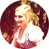 "Christina Dörfler, ""Interkultureller Austausch passiert, wenn das 'Fremde' zum 'Eigenen' wird."""
